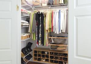 Modułowy System Przechowywania Dla Konstruktora Garderoby